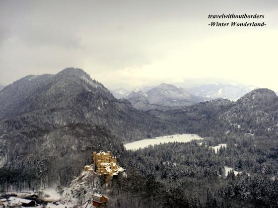 Hohenschwangau - Winter Wonderland