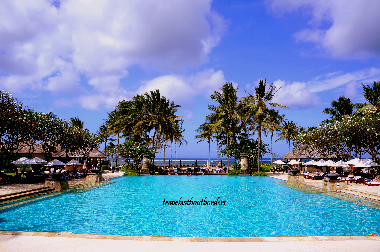 Conrad Bali: The Agony Beyond! - (Tanjung Benoa, Bali ...