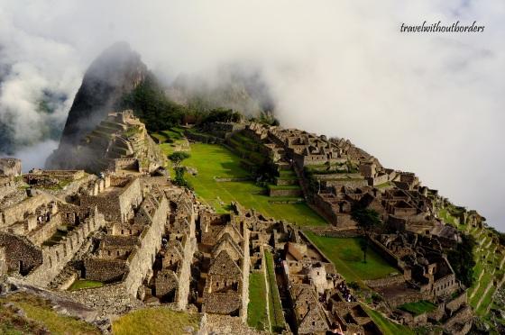 1. Macchu Picchu, Peru
