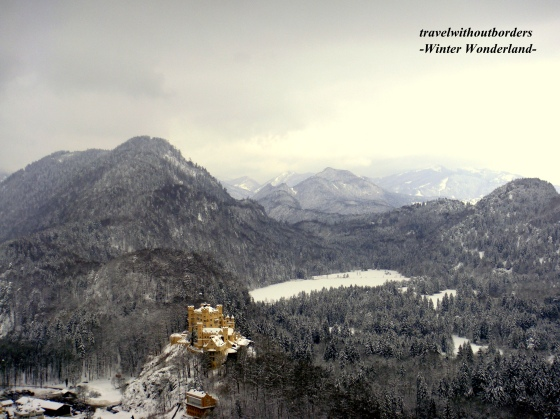 2. Neuschwanstein Castle, Germany