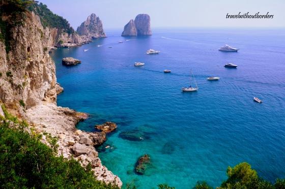 3. Capri Island, Italy