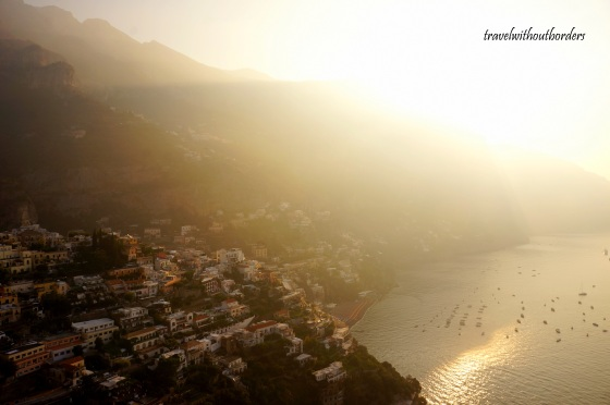 5. Amalfi Coast, South Italy