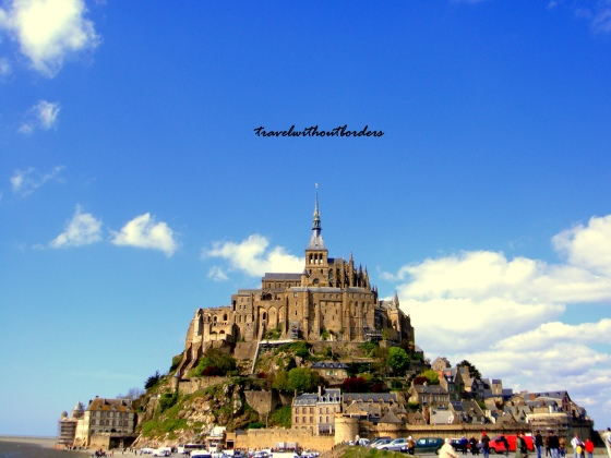 7. Mont St Michel, France
