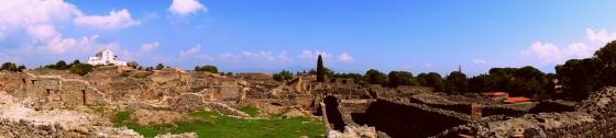 Ruin of Pompei