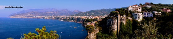 City of Sorrento!