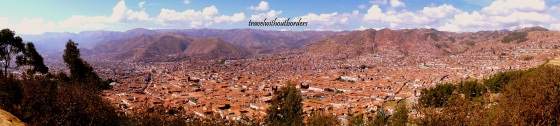 Cuzco from top!