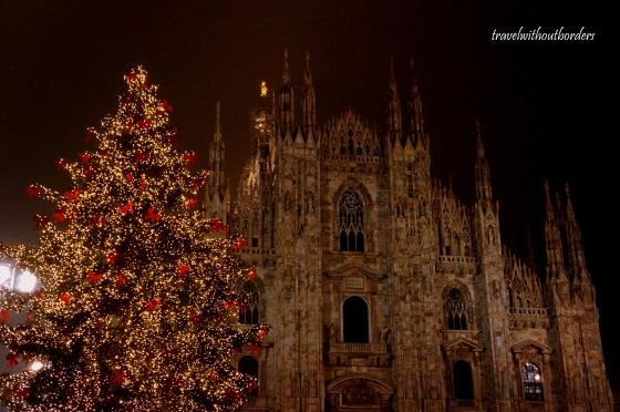 Xmas in Milan