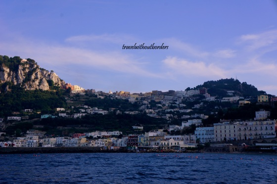 Close to Capri