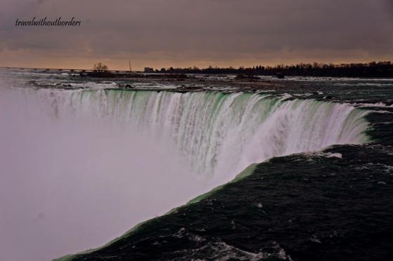 The Grand Niagara Falls!