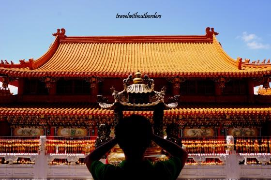 Wen Wu Temple (文武廟)