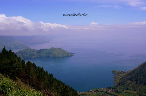 Lake Toba!
