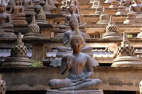 Gangaramaya Temple!
