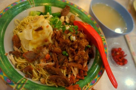 Tiongsim Noodle!