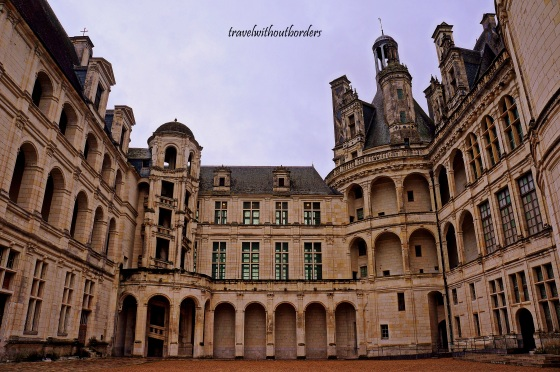 Part of Chambord!