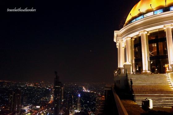 At The Top of Bangkok