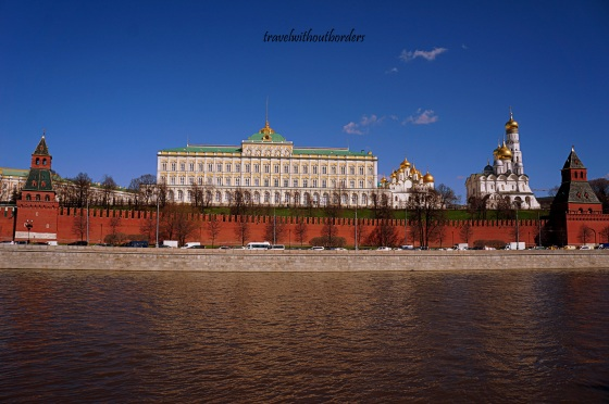 The Kremlin In The Morning!