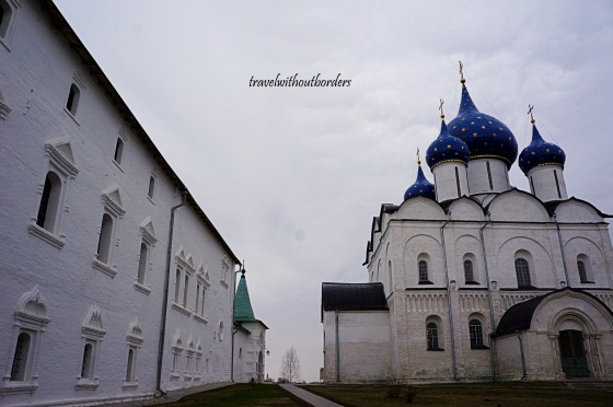 Rainy Day in Suzdal!