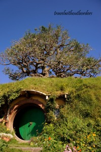 The Tiny House!