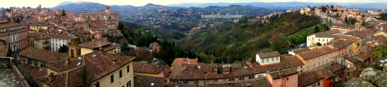 Overview of Perugia!