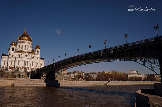 Cathedral of Christ the Savior!