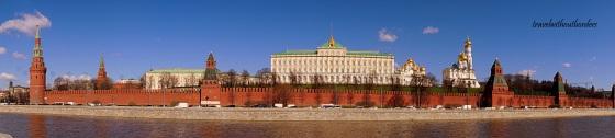 The Kremlin!