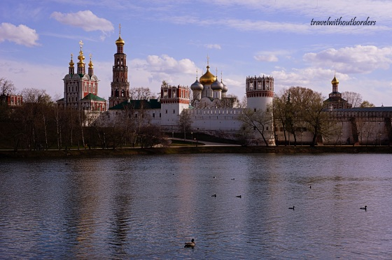 Novodevichy Convent And The Cemetery!