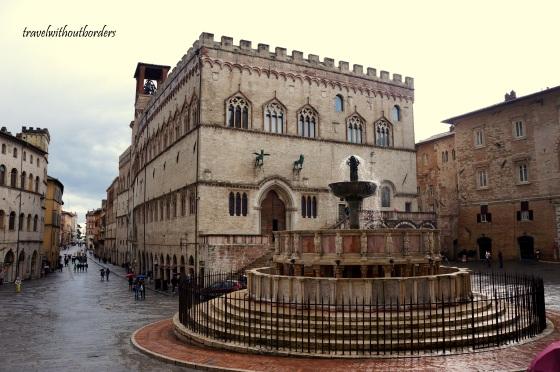 Palazzo dei Priori (Town Hall)