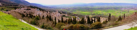 Assisi From Top!