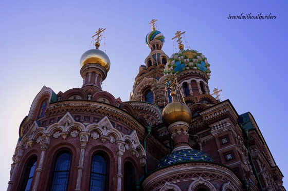Church of the Saviour on Spilled Blood!