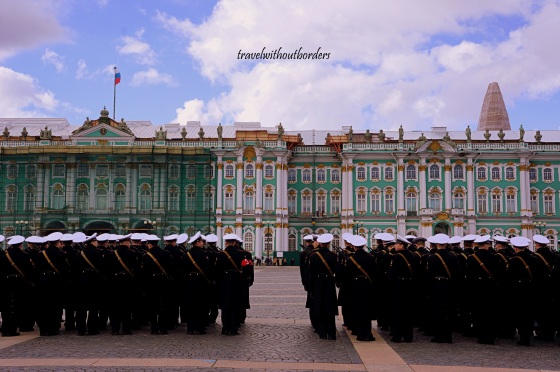 The Hermitage Museum!