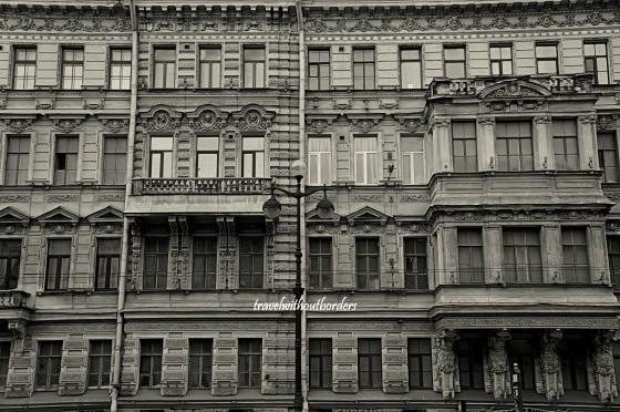 Street of St Petersburg!