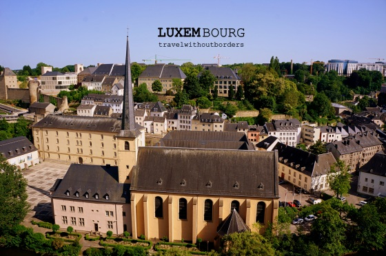Lego Land of Luxembourg!