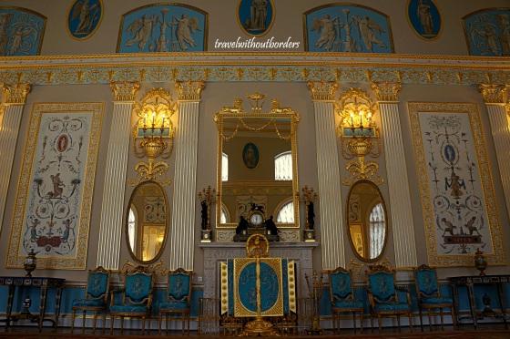 The Arabesque Hall