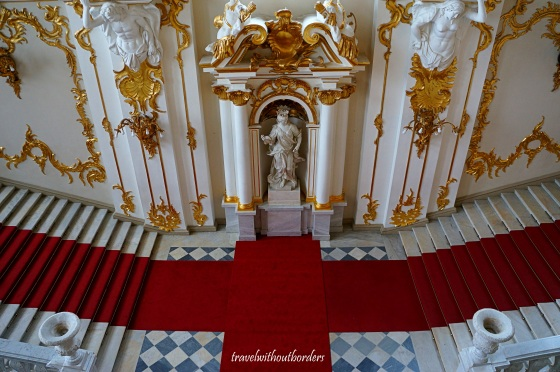 The Jordan Staircase