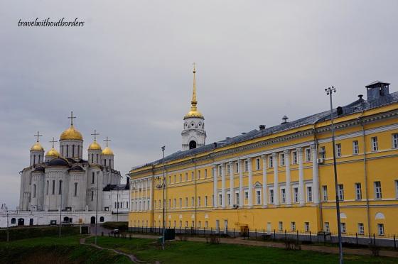 Rainy Day in Vladimir