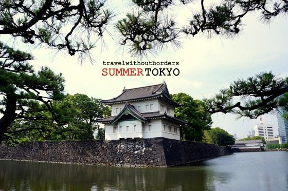 Summer in Tokyo!