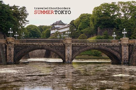 Nijubashi Bridge!