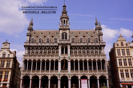 Brussels City Museum!