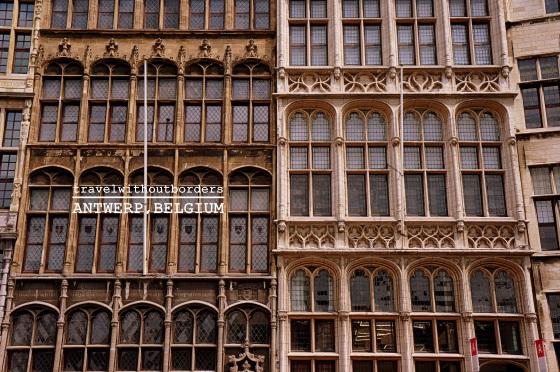 Antwerp, Belgium!