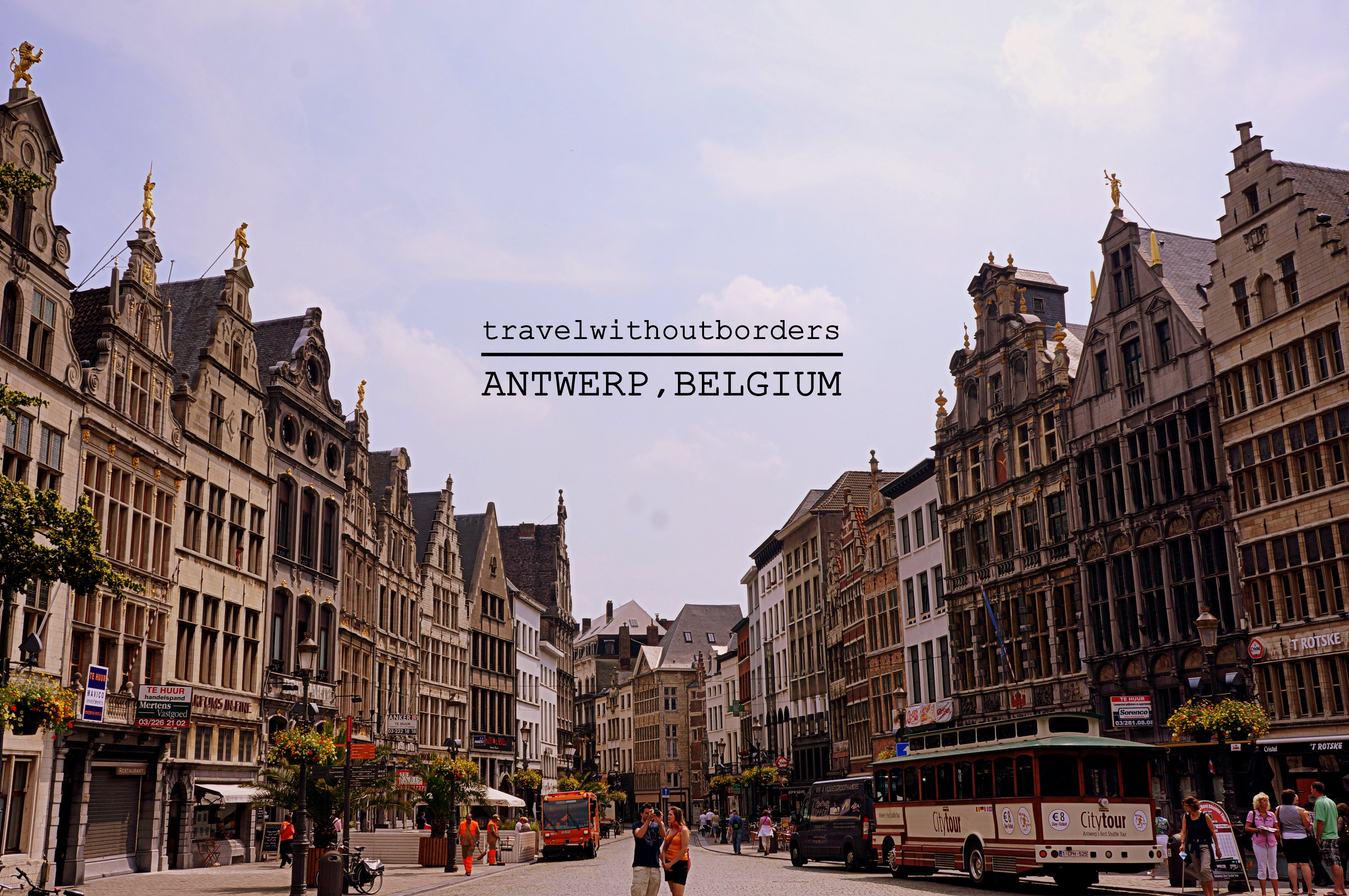 Antwerp and Brussels: Diamonds, Chocolates, Mussels and ...