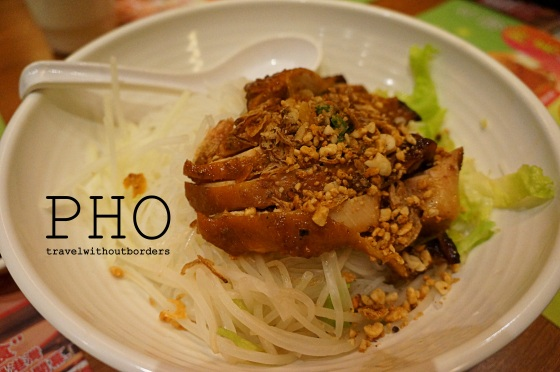 Cold Vermicelli with Chicken