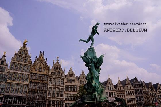 Grote Markt of Antwerp!
