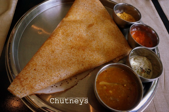 Cheese Dosai