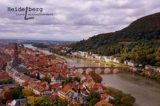 Beautiful Autumn in Heidelberg!