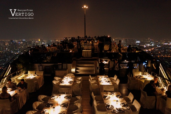 Vertigo and Moon Bar, Banyan Tree Hotels & Resorts