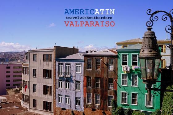 Overlooking Valparaiso!