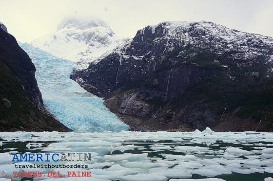 (7) Glacier Cerrano, Chile