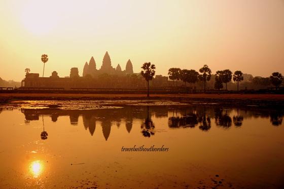 (8) Angkor Wat, Siem Reap, Cambodia