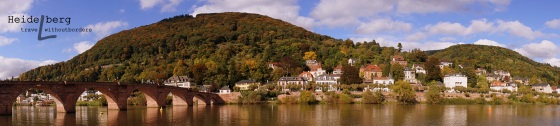"Neckarstaden – Bank of river on the side of ""Old Town"""