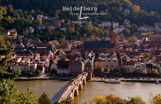 Philosophenweg – Best spot for scenic views of the old town and castle